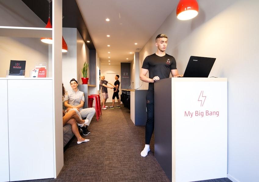 my big bang studio