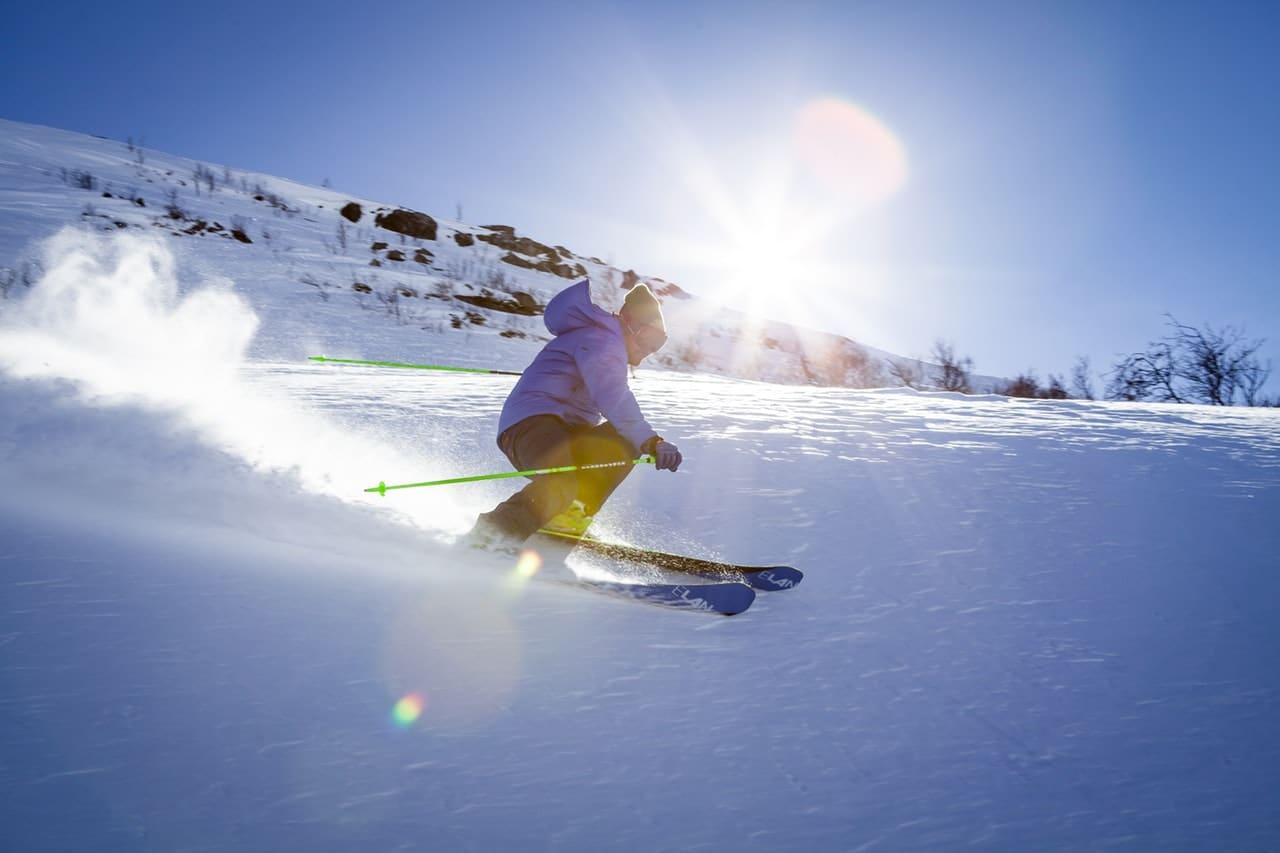 électrostimulation et ski