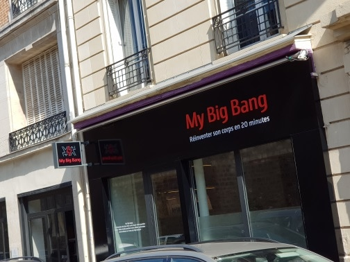 My Big Bang Paris 16eme