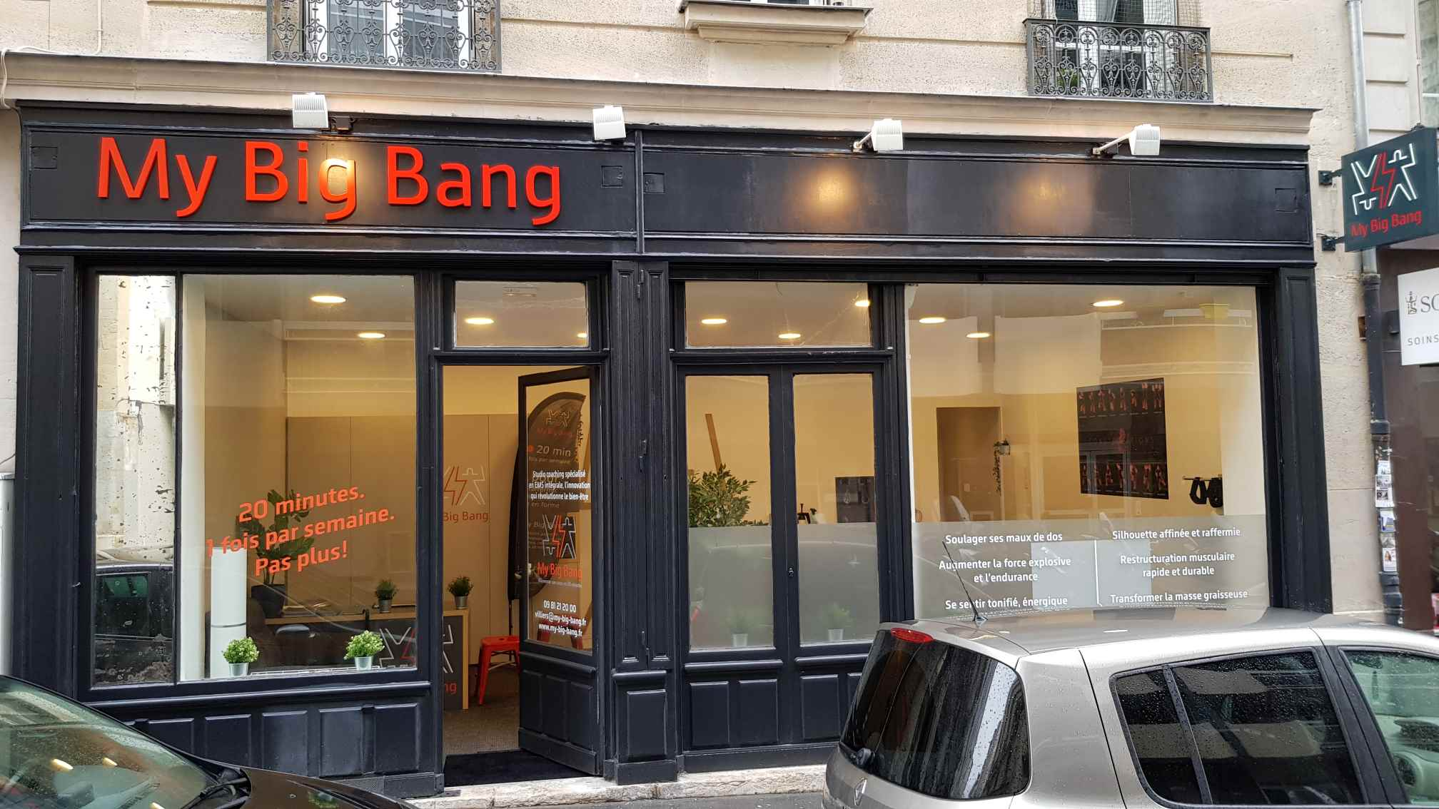 my big bang paris 17
