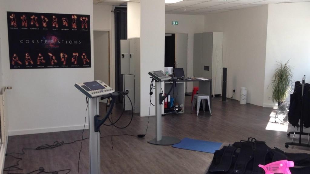 électrostimulation fitness nantes la chapelle