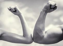 De jolis bras muscles mybigbang
