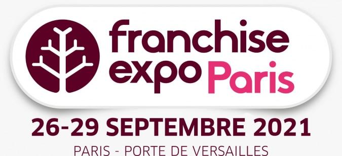 Franchise Expo Paris  26-29 septembre 2021  Paris Porte de Versailles