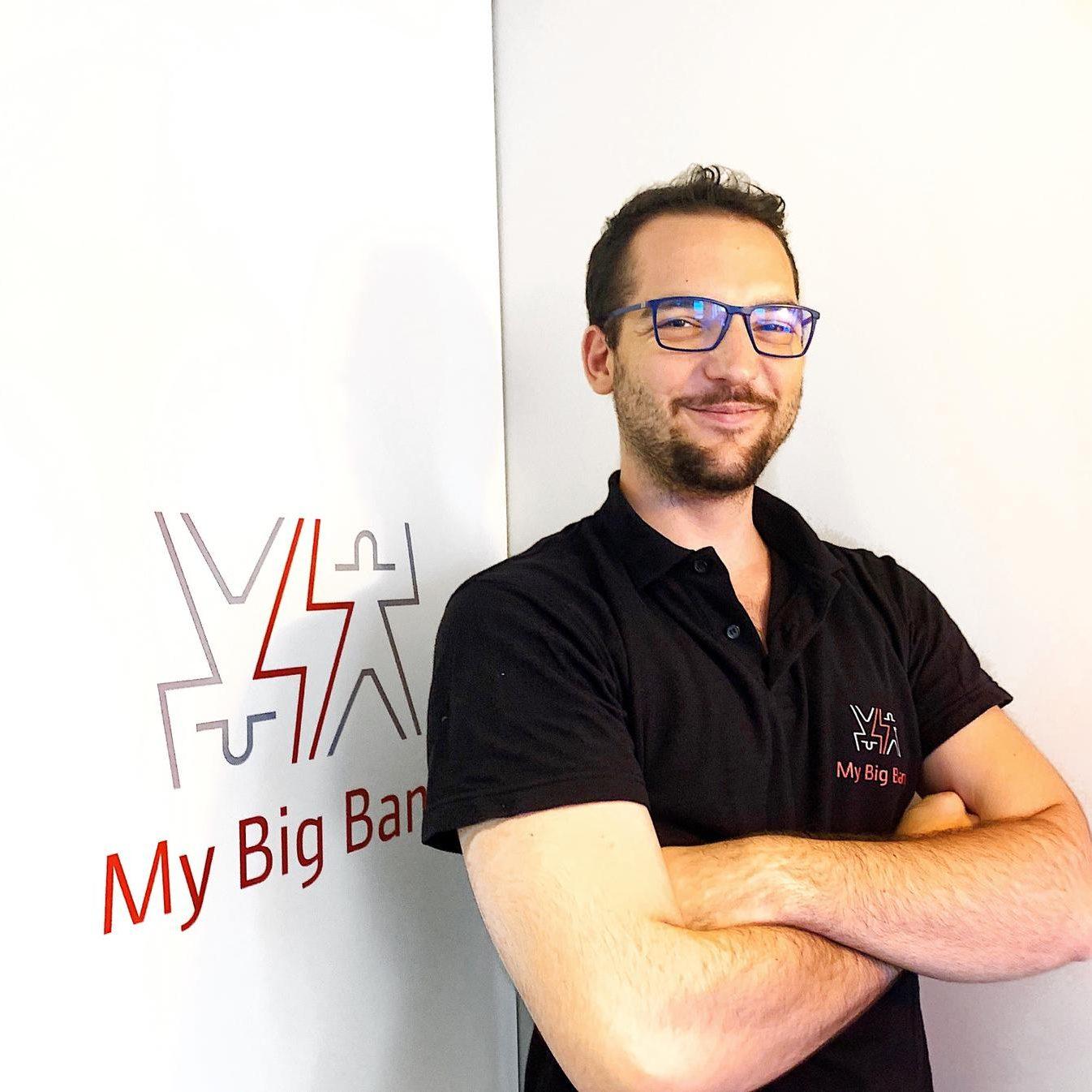 David Albert My Big Bang